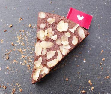 Bavarese cioccolato vegan