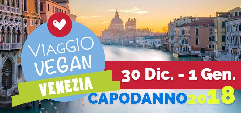 Venezia Vegan Capodanno 2018