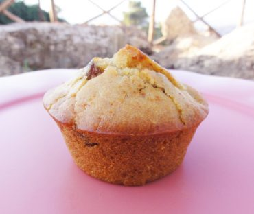 Muffin Vegan Uvetta