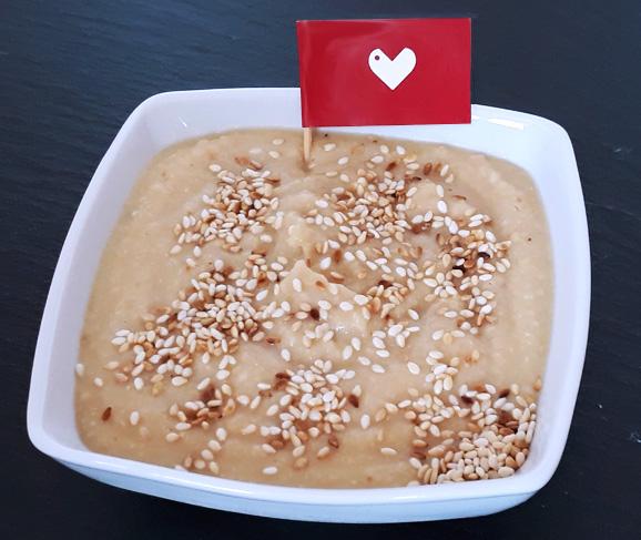 Ricetta Hummus Vegan.Hummus Di Ceci Vegangame