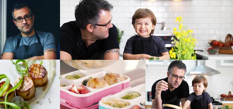 Chef Vegan Americano Rilascia Un Corso Gratuito Di Cucina Vegetale Per Famiglie Con Bambini Vegangame